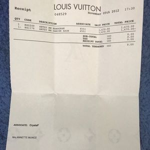 Louis Vuitton Artsy. Price Firm. Only used once